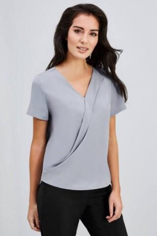 FB4750_wrap-front-blouse-black-front_1