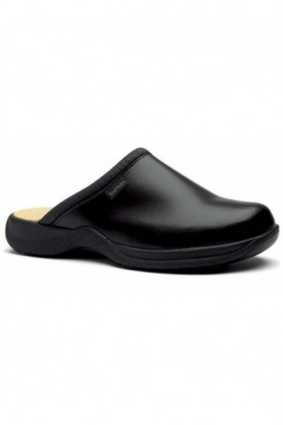 uf0430-unisex-black-leather-mules